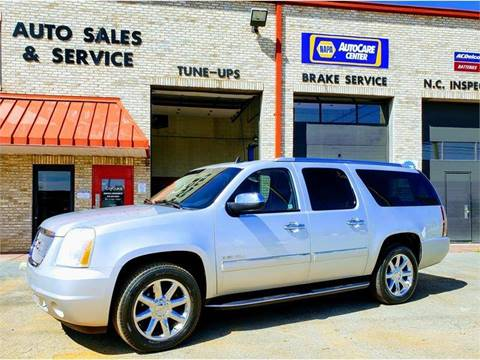 2011 GMC Yukon XL for sale in Greensboro, NC