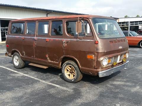 1968 Chevrolet G10 for sale in Simpsonville, SC
