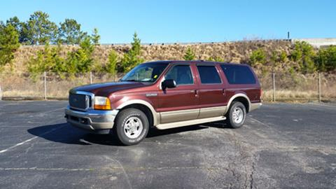 2000 Ford Excursion For Sale In Simpsonville Sc