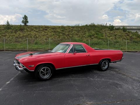 1968 Chevrolet El Camino For Sale In Simpsonville Sc