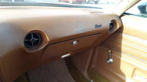 1975 Oldsmobile 442