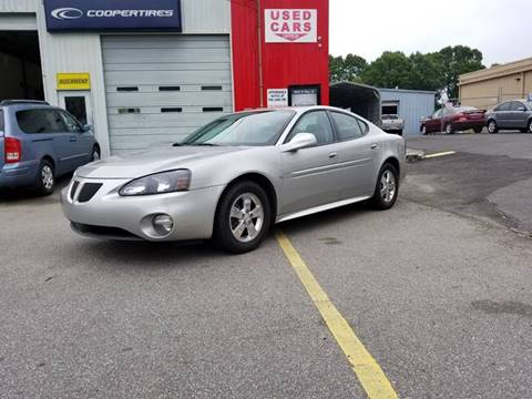 2008 Pontiac Grand Prix for sale in Denver, NC