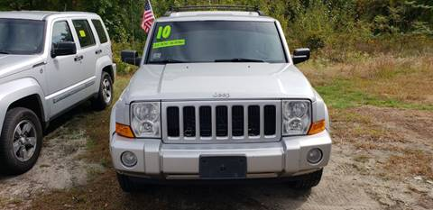 2010 Jeep Commander for sale in Hopedale, MA
