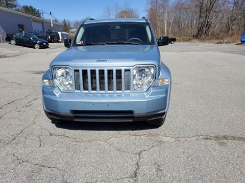 2012 Jeep Liberty for sale in Hopedale, MA