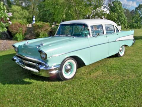 1957 Chevrolet 210 for sale in Fredonia, WI