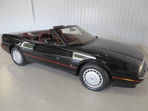 1989 Cadillac Allante for sale in Portage, WI
