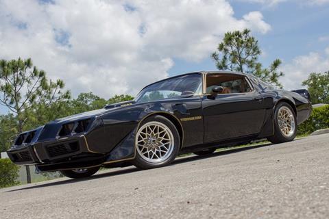 1979 Pontiac Trans Am for sale in Palmetto, FL
