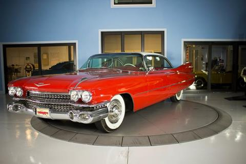 1959 Cadillac Deville For Sale In Florida Carsforsale Com