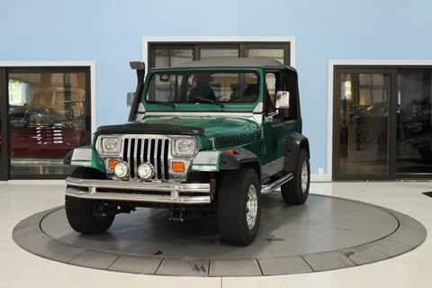 1994 Jeep Wrangler for sale in Palmetto, FL