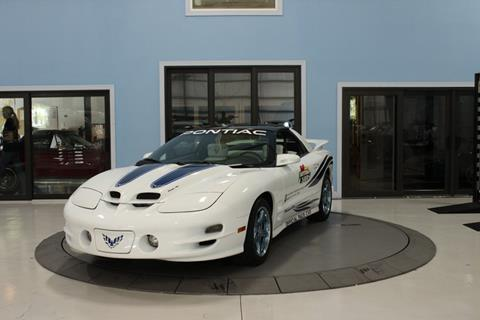 1999 Pontiac Firebird for sale in Palmetto, FL