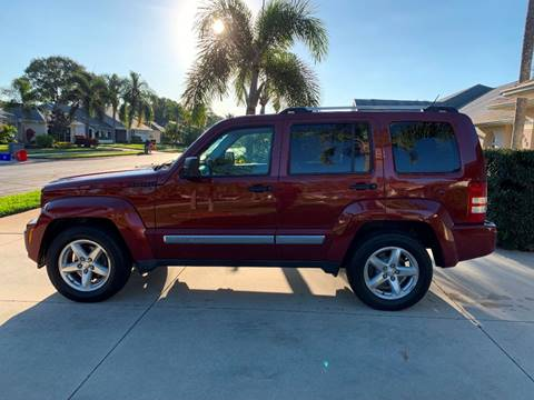 2009 Jeep Liberty for sale in Sarasota, FL