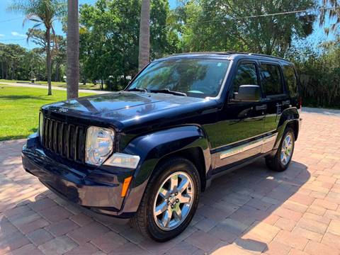 2012 Jeep Liberty for sale in Sarasota, FL