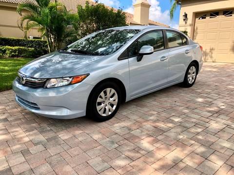 2012 Honda Civic for sale in Sarasota, FL