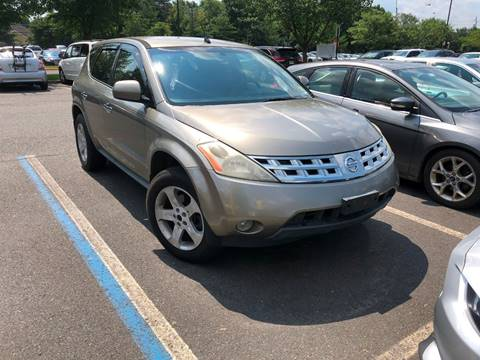 2004 Nissan Murano for sale at Bricktown Motors in Brick NJ