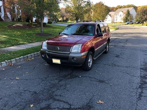 2003 Mercury Mountaineer for sale at Bricktown Motors in Brick NJ