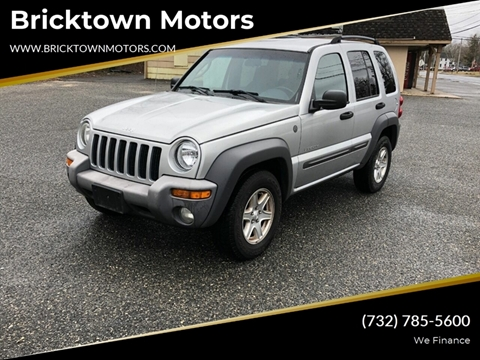 2004 Jeep Liberty for sale at Bricktown Motors in Brick NJ