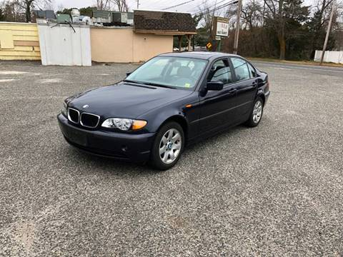 2004 BMW 3 Series for sale at Bricktown Motors in Brick NJ