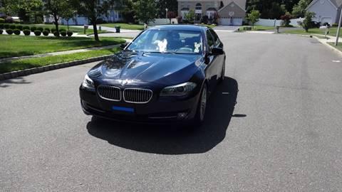 2013 BMW 5 Series for sale at Bricktown Motors in Brick NJ