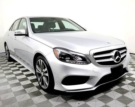 2015 Mercedes-Benz E-Class for sale at Bricktown Motors in Brick NJ