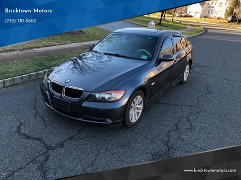 2006 BMW 3 Series for sale at Bricktown Motors in Brick NJ