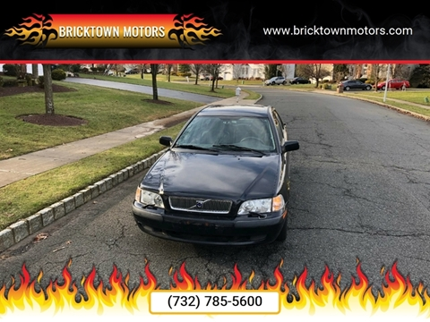 2001 Volvo S40 for sale at Bricktown Motors in Brick NJ
