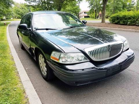 2010 Lincoln Town Car for sale at Bricktown Motors in Brick NJ