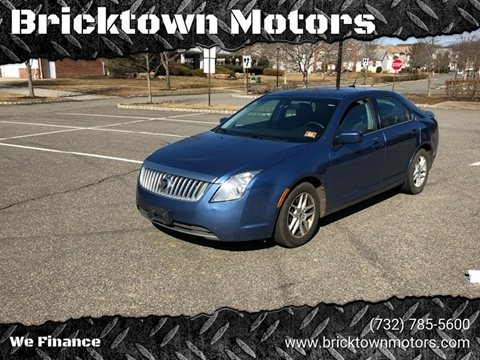 2010 Mercury Milan for sale at Bricktown Motors in Brick NJ