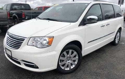 2014 Chrysler Town and Country for sale at Bricktown Motors in Brick NJ
