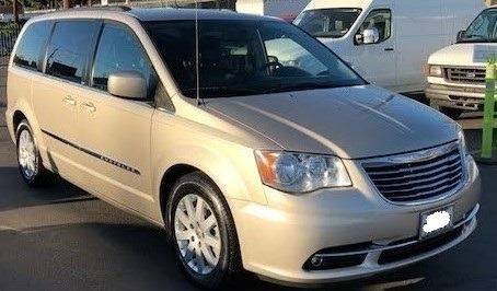 2015 Chrysler Town and Country for sale at Bricktown Motors in Brick NJ