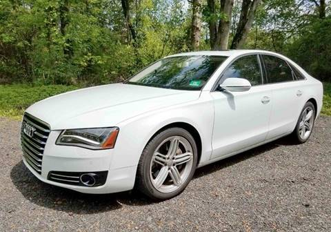 2013 Audi A8 for sale at Bricktown Motors in Brick NJ
