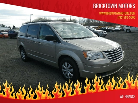 2009 Chrysler Town and Country for sale in Brick, NJ