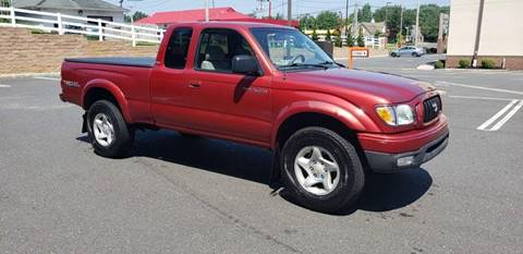 2002 Toyota Tacoma for sale at Bricktown Motors in Brick NJ