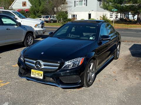 2015 Mercedes-Benz C-Class for sale at Bricktown Motors in Brick NJ