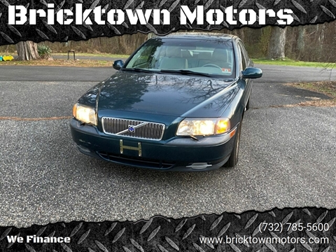 1999 Volvo S80 for sale at Bricktown Motors in Brick NJ