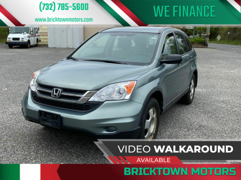 2011 Honda CR-V for sale at Bricktown Motors in Brick NJ