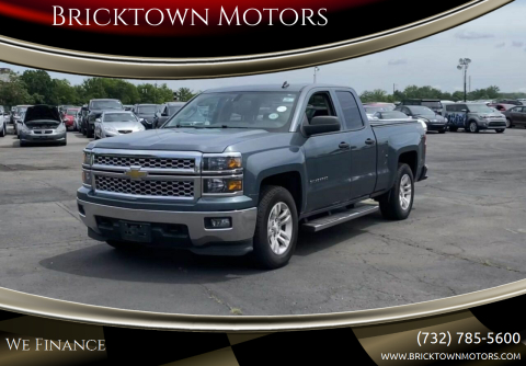 2014 Chevrolet Silverado 1500 for sale at Bricktown Motors in Brick NJ
