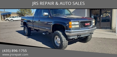 1994 GMC Sierra 2500 for sale in Richfield, UT