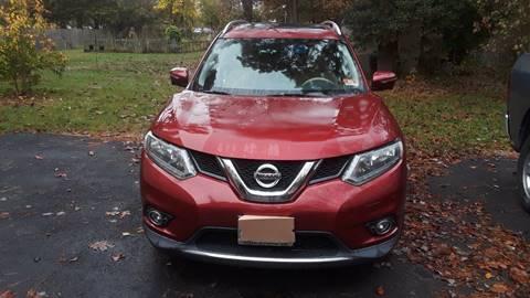 2014 Nissan Rogue SL for sale at Autolistix LLC in Salem NJ
