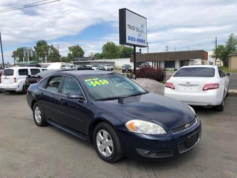 2010 Chevrolet Impala for sale in Kennewick, WA