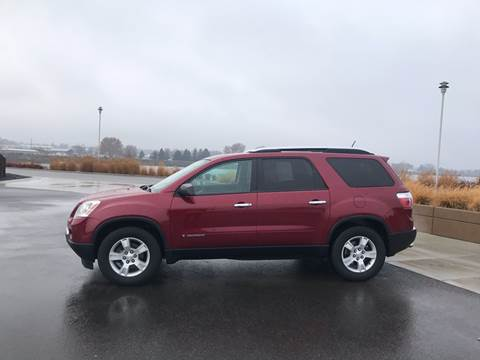 2007 GMC Acadia SLE-1 for sale at Truck Galaxy in Kennewick WA
