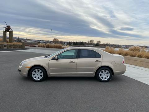 2006 Ford Fusion V6 SE for sale at Truck Galaxy in Kennewick WA