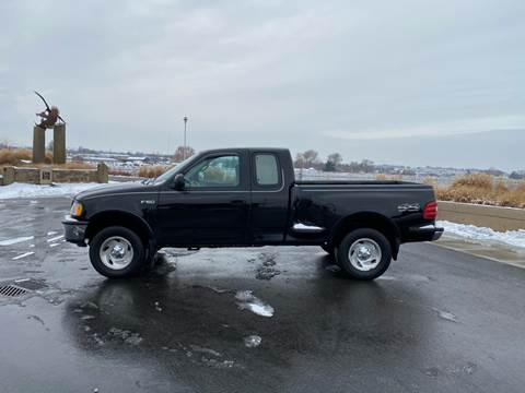 1997 Ford F-150 XLT for sale at Truck Galaxy in Kennewick WA