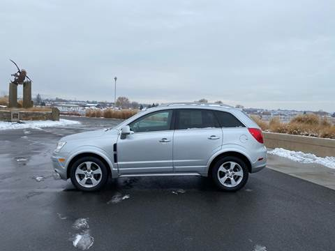 2014 Chevrolet Captiva Sport LT for sale at Truck Galaxy in Kennewick WA