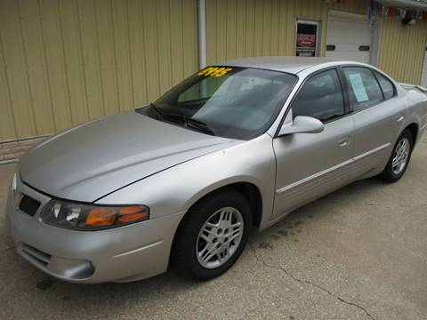 2005 Pontiac Bonneville for sale in Cedar Rapids, IA