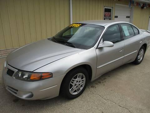 2005 Pontiac Bonneville for sale in Cedar Rapids, IA