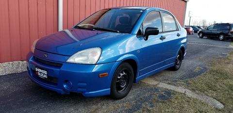 2003 Suzuki Aerio for sale in Trafalgar, IN