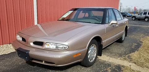 1999 Oldsmobile Eighty-Eight for sale in Trafalgar, IN