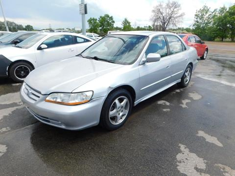 2002 Honda Accord for sale in Great Falls, MT
