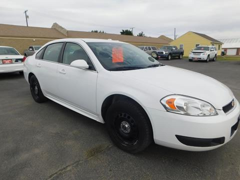 2014 Chevrolet Impala Limited Police for sale in Great Falls, MT