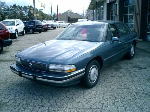 1996 Buick Lesabre >> 1996 Buick Lesabre For Sale In Elkhart In